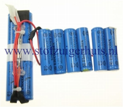 Electrolux Ergorapido Batterij set
