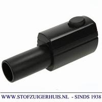 Electrolux verloop buisje, Ovaal - 32mm Ø