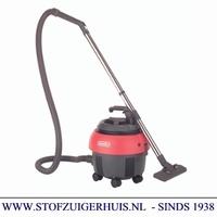 Cleanfix stofzuiger S10 Plus - Rood