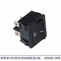 Nilfisk schakelaar, UZ934, GD930, Cubic, GM110, GM120, GM130