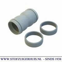 Nilfisk Rubber Mof, 22344600 - GS & GM serie