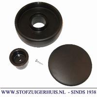 Numatic HVR achterwiel set - 204039