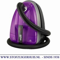 Nilfisk stofzuiger Select Comfort Parquet Berry