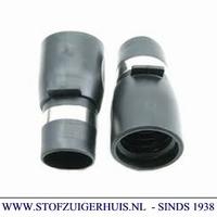 Schroefmof 35 mm - OD38 + kontaktring voor centraalsysteem