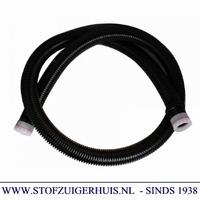 Cleanfix klikslang, Ø 32mm,  2.50 mtr lang zwart