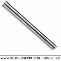 38mm rechte buis RVS, bedrijfs en industrieel gebruik