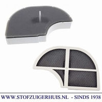 Bosch Wasbare Filterrooster en schuimfilter - 12011719