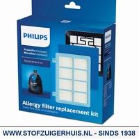 Philips HEPA filter kit PowerPro Expert - FC8003/01