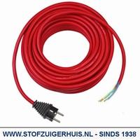Neopreen Rood aansluitsnoer HH07RN-F 3G1,5 (VDE) 10 meter