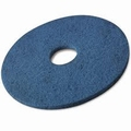 Pad  Blauw Schrobben 432 mm / 17 inch stuks